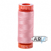 Aurifil 50 Cotton Thread - 2437 (Light Peony)